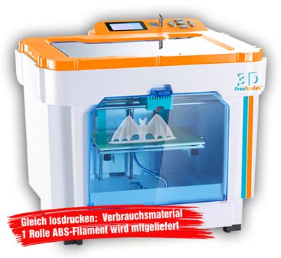 jetzt auch in deutschland der erste 3d drucker f r den hausgebrauch medical it blog. Black Bedroom Furniture Sets. Home Design Ideas