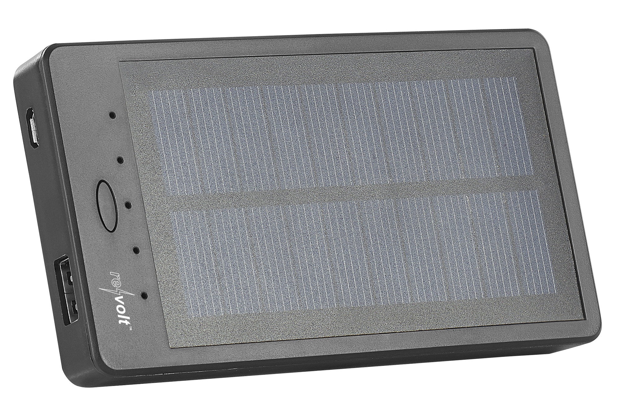 revolt auto solar powerbank pb 20 s mah scheiben. Black Bedroom Furniture Sets. Home Design Ideas