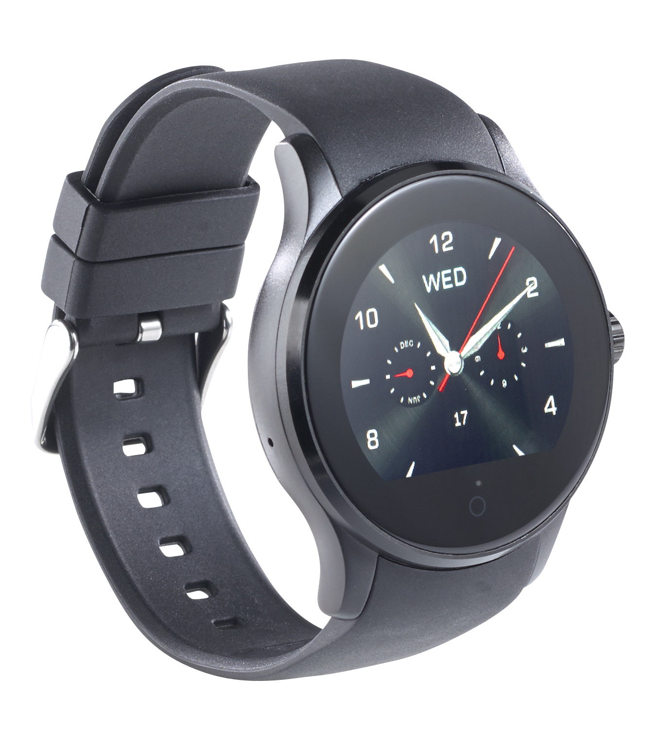 simvalley mobile handy uhr bluetooth smartwatch f r ios. Black Bedroom Furniture Sets. Home Design Ideas