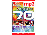 100 MP3-Hits of the 70's (Bild 1)