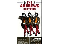 The Andrews Sisters - Rum & Coca Cola (4 CDs + Booklet) (Bild 1)