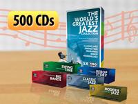 500 CDs