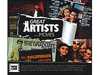 Great Artists at the Movies (2 CDs) (Bild 1)