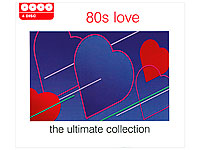 80s Love - The Ultimate Collection (4 CDs) (Bild 1)