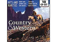 Country & Western - 200 Hits and Rarities (10 CDs) (Bild 1)