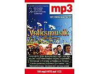 101 Original MP3-Hits der Volksmusik (MP3-CD) (Bild 1)