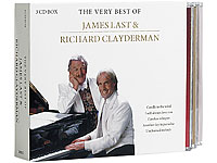 James Last & Richard Clayderman - The Very Best of (3 CDs) (Bild 1)