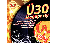 Ü30 Megaparty (2 CDs) (Bild 1)