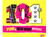 101 Punk & New Wave Anthems (5 CDs) (Bild 1)