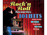 Rock'n'Roll Favourites (4 CDs) (Bild 1)
