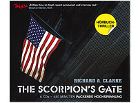 R.A. Clarke - The Scorpion's Gate - Hörbuch (6 CDs) (Bild 1)