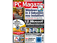 "PC Magazin 03/10 mit Film ""Kiss Daddy Good Night"" (Bild 1)"