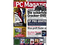 "PC Magazin 09/08 mit Power Translator 11 Pro + Film ""JFK"" (Bild 1)"