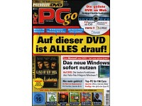 "PCgo 05/09 Premium mit Film ""Gangs of New York"" + 15 Vollversionen (Bild 1)"