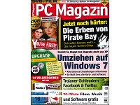"PC Magazin 01/10 mit Film ""You're Fired"" (Bild 1)"