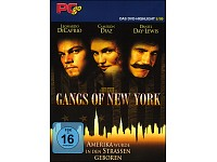Gangs of New York - Kinofilm mit 10 Oscar-Nominierungen! Auf Video-DVD (Bild 1)
