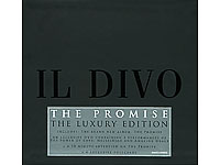 Il Divo - The Promise Deluxe Edition (CD + DVD) (Bild 1)