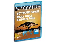 Botswana Safari / Mana Pools National Park  (Blu-ray) (Bild 1)