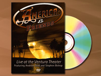 America & Friends - Live at the Ventura Theater (Bild 1)