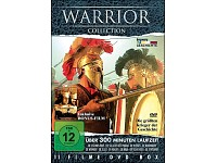 "Warrior Collection (10 Discovery-Folgen + Bonus-Film ""Hannibal"") (Bild 1)"