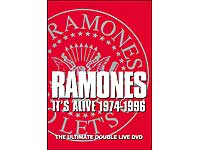 Ramones - It's alive 1974-1996 (2 DVDs) (Bild 1)