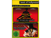 Best of Hollywood - Maske des Zorro/Legende des Zorro (2 DVDs) (Bild 1)