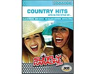 Sunfly Karaoke-DVD Country Hits (Bild 1)