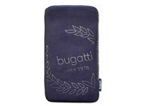 "BUGATTI Handy- & Player SlimCase ""blueberry"" für iPod, iPhone u.v.m. (Bild 1)"