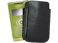simvalley MOBILE Passgenaues Slim Sleeve für Pico Handy RX-380 (Bild 1)