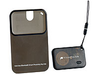 VisorTech Mobiler Bluetooth-Gepäck-Alarm für iPhone 4S/5 & Galaxy S3 (Bild 4)