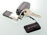 VisorTech Mobiler Bluetooth-Gepäck-Alarm für iPhone 4S/5 & Galaxy S3 (Bild 1)