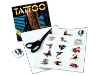 Your Design Tattoo-Komplett-Set: 10 Transferfolien A4 inkl. Software (Bild 1)