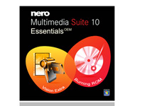 Nero 10 Essentials Suite 2 OEM (Bild 1)