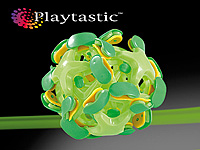 "Playtastic Fluoreszierender Sphere-Ball ""Glow in the dark"" (Bild 1)"