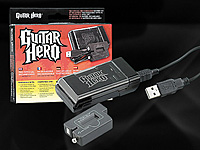 Guitar Hero Battery Pack (Akku + USB-Lader, alle Systeme) (Bild 1)