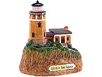Leuchtturm Split Rock (Minnesota, USA) in Lighthouses Holz-Präsentbox (Bild 1)