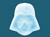 Star Wars Silikon-Form Darth Vader (Bild 3)