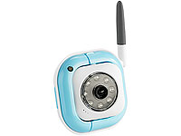 "Freetec Digitales Video-Babyphone VBP-240, 2,4"" Color & Nachtsicht (Bild 2)"