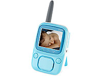 "Freetec Digitales Video-Babyphone VBP-240, 2,4"" Color & Nachtsicht (Bild 3)"