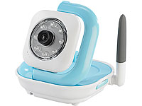 "Freetec Digitales Video-Babyphone VBP-240, 2,4"" Color & Nachtsicht (Bild 4)"