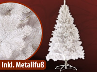 k nstlicher weihnachtsbaum 180 cm 1071 pe spitzen mit. Black Bedroom Furniture Sets. Home Design Ideas