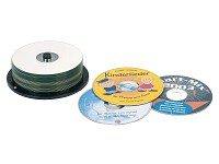 Marken CD-R 700MB 52x printable, 25er-Spindel (Bild 1)