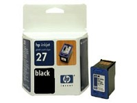 Original HP Tintenpatrone C8727AE (No.27), black (Bild 1)