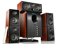 HOME-THEATER Surround-Sound-System 5.1 mit Fernbedienung (Bild 1)