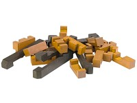 Playtastic Geduldspiel aus Holz - Magic Criss-Cross (Bild 3)