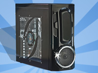 "Mod-it Designer-PC-Gehäuse ""Turbine Cooler"" ATX"