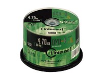 Intenso DVD-R 4.7GB 16x, 50er-Spindel (Bild 1)