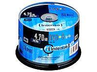 Intenso DVD+R 4.7GB 16x, 50er-Spindel (Bild 1)