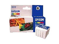 Original EPSON Tintenpatrone T053040, photo color (Bild 1)