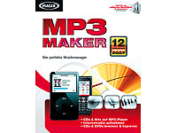MAGIX MP3 Maker 12 (Bild 1)